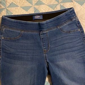 Old Navy jeggings size 14